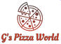 G's Pizza World logo