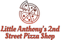 Little Anthony's 2nd Street Pizza Shop logo
