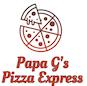 Papa G's Pizza Express logo