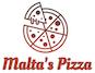 Malta's Pizza logo