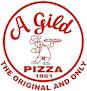 A Gild Pizza logo