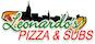 Leonardo's Pizza logo