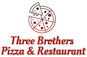 Three Brothers Pizza & Restaurant logo