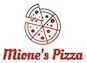 Mione's Pizza logo