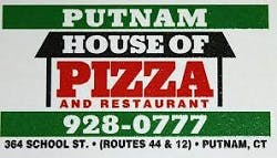 Putnam House of Pizza