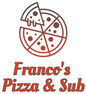 Franco's Pizza & Sub logo