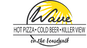 Wave Pizza Cafe logo