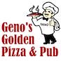 Geno's Golden Pizza & Pub logo