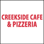 Creekside Cafe & Pizzeria logo