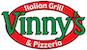 Vinny's Italian Grill & Pizzeria logo