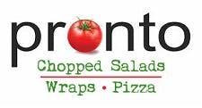 Pronto Chop Shop & Pizzeria