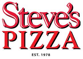 Steve's Pizza  logo