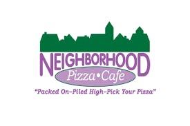Neighborhood Pizza Cafe