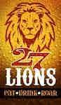 27 Lions logo