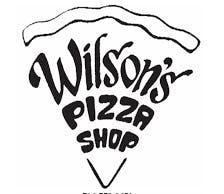 Wilson's Pizza Shop