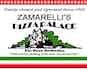 Zamarellis Pizza Palace logo