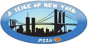A Slice of NY Pizza