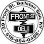 Front Street Delicatessen & Pizzeria logo
