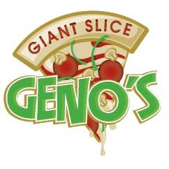 Geno's Giant Slice #6