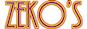 Zekos Pizzeria logo