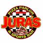 Jura's Pizza Parlor logo