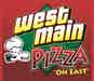West Main Pizza logo