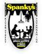 Spanky's Pizza Galley & Saloon logo