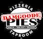 Damgoode Pies logo