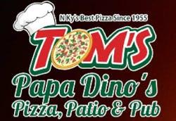 Tom's Papa Dino's Pizza