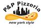 P&P Pizzeria New York Style Pizza logo