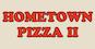 Hometown Pizza II logo