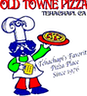 Old Towne Pizza logo