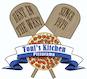 Toni's Kitchen Pizzarama logo