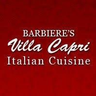 Villa Capri Italian Cuisine