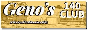 Geno's 140