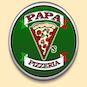 Papa V's Pizzeria logo