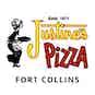 Justine's Pizza logo