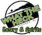 What the Heck Eatery & Spirits logo