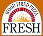 Fresh Wood Fired Pizza West logo