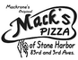 Mack's Pizza logo
