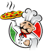 The Mill Pizza Buffet & Games logo