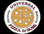 Universal Pizza & Subs logo