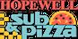 Hopewell Sub & Pizza logo