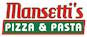 Mansetti's Pizza & Pasta logo