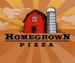Homegrown Pizza