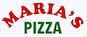 Maria's Pizza logo