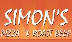 Simon's Pizza & Roast Beef