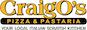 Craigos Pizza & Pastaria logo