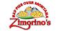 Zimorino's Red Pies Over Montana logo