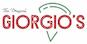 The Original Giorgio's logo